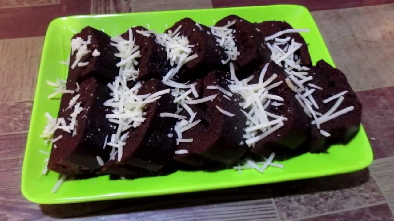 Resep Cake Kukus Tanpa Mixer Jtt: Brownies Kukus Chocolatos Tanpa Mixer