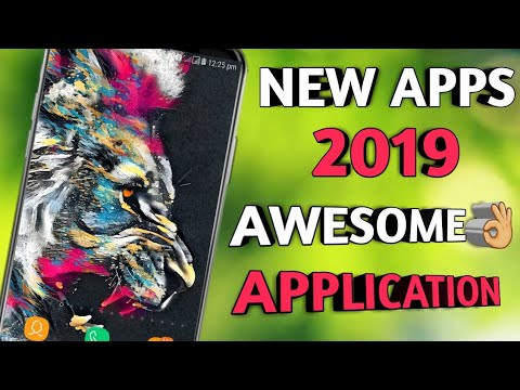 BEST ANDROID APPS 2019 | NEW APPS 2019 | TOP -  AWESOME APPS 2019