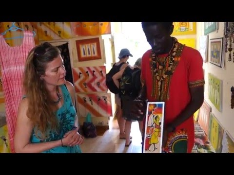 Cape Verde Boa Vista - Real adventures with Mia and Lia Part II - E5.1