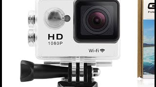 Gookit Action Cam (GoPro clone)-YABO and footage!