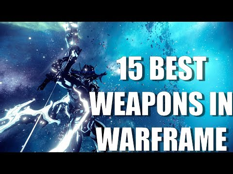 Warframe - My Favorite Weapons In Game (Primary, Secondary, and Melee) thumbnail