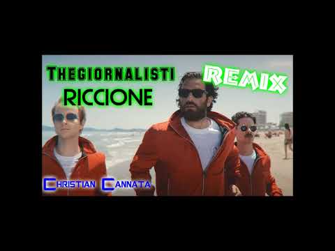 Thegiornalisti - Riccione  (ChRiStiaN CANNATA Remix)