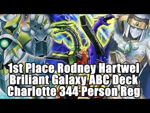 1st Place Galaxy Brilliant ABC Rodney Hartwell 344 Person Charlotte Regional Deck Profile