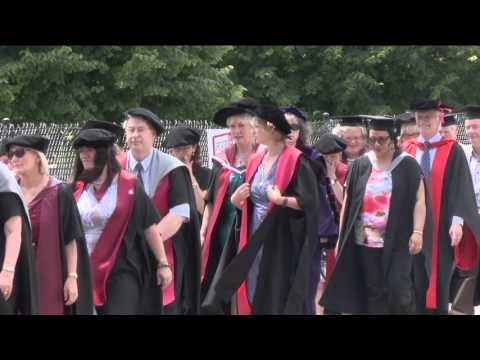 Afternoon Graduation - Tuesday 15th of December 2015