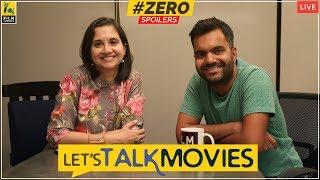 Let's Talk Movies | Zero | Anupama Chopra, Rahul Desai