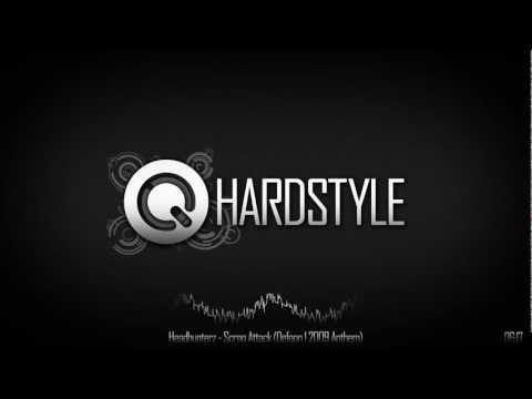 Headhunterz - Scrap Attack (Defqon.1 2009 Anthem)