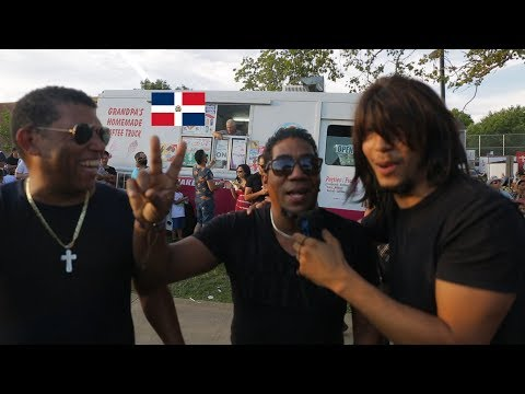 Omega Como te sientes En la Parada Dominicana?? 2017 de Perth Amboy NJ
