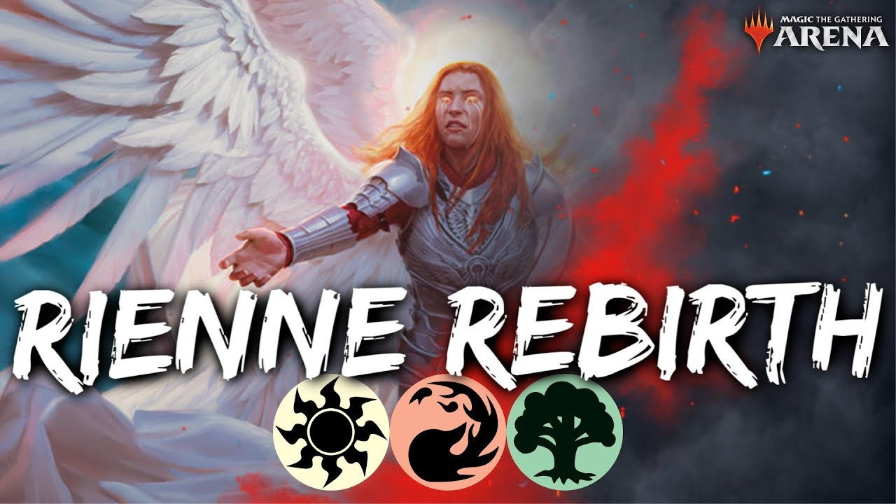 RIENNE REBIRTH [MTG Arena] | Naya Multicolored Deck in M20 Standard