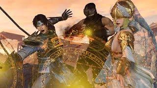 無雙OROCHI 蛇魔3 Ultimate 【劍豪與殺手】 混沌難度 全戰功 S評價 (PC Steam版 1440p 60fps)