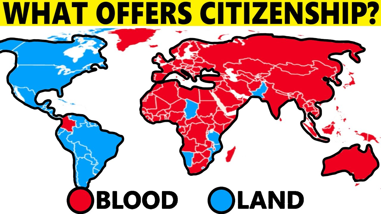 Download How to Become a CITIZEN in Different Countries...