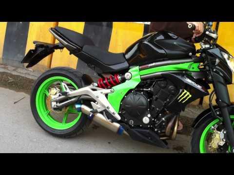 Js RACING for ER6N 2012 THAILAND