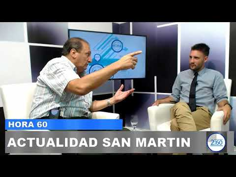 "Pichi Cristani: ""El vecino de San Martin se cansó de la sanata"""