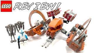 lEGO Star Wars Hailfire Droid 2015 review! 75085