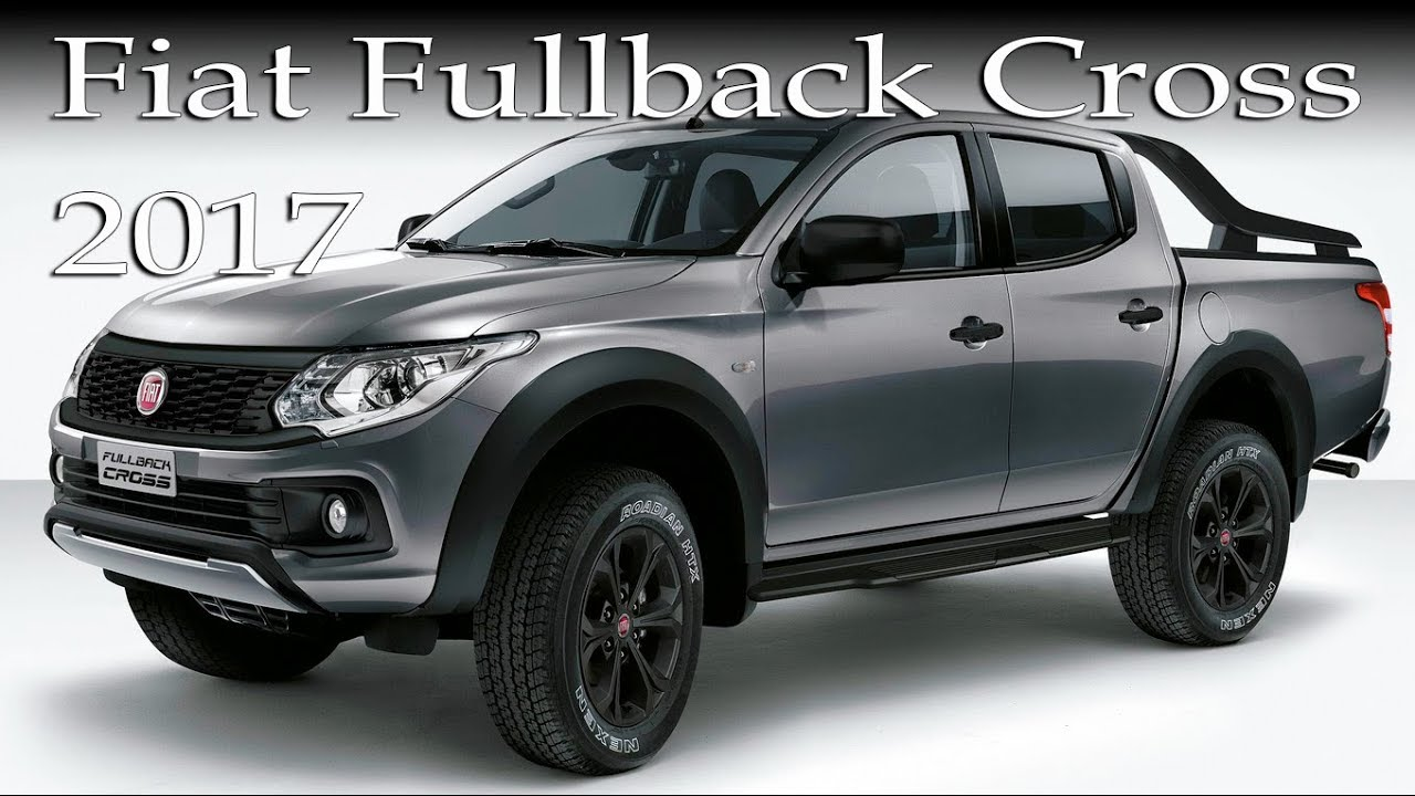 new 2017 fiat fullback cross pickup truck uk specs and. Black Bedroom Furniture Sets. Home Design Ideas