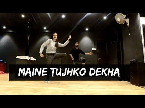MAINE TUJHKO DEKHA (Golmaal Again) | Tejas...