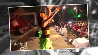 Rainforest World Music Festival -- Sarawak Malaysia Borneo