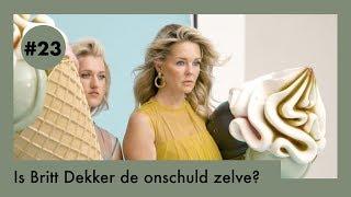 Chantal Janzen schrikt: Britt Dekker per ongeluk 'in de fik gezet' | Backstage - &C