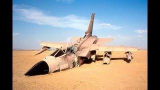 ПВО Йемена сбили истребитель «Торнадо» саудитов! 2018!