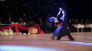 Marioara-Dumitria Cheptene & Steeve Gaudet demo Bourg 2017