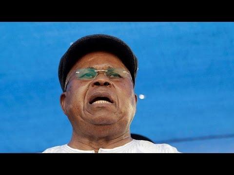 DR Congo veteran opposition leader Etienne Tshisekedi dies aged 84