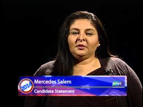 Mountain View City Council Candidate Statements - Mercedes Salem