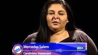 Mountain View City Council Candidate Statements - Mercedes Salem