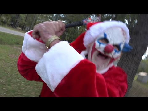 Meet Angry Santa Clown Youtube
