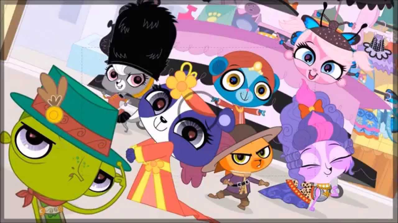 littlest pet shop game of groans dailymotion