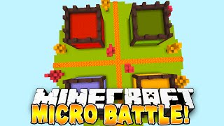 Minecraft - MICRO BATTLE! 'EPIC' #1 with Preston & Vikkstar