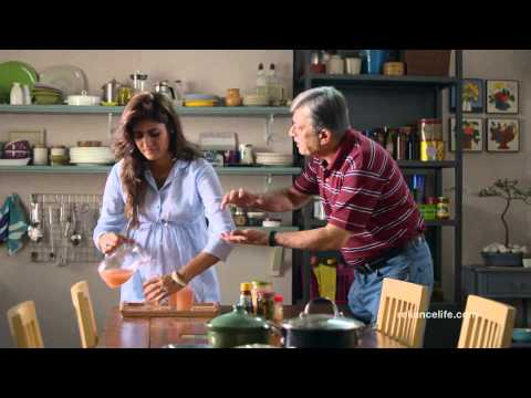 Reliance Life Insurance - #FamilyKaFarishta