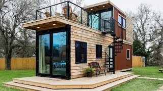 Incredible Stunning The Helm 2 Story Container Home By Cargohome