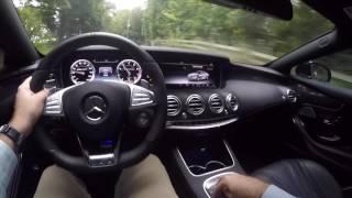 2015 Mercedes S65 AMG POV Test Drive