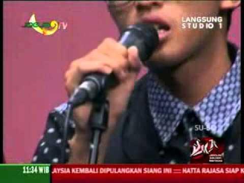 CAKRAWALA BAND HUJAN LIVE JOGJA TV 2014