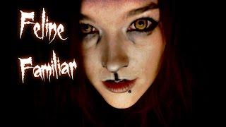 ***ASMR*** Feline Familiar - Vampire Gangrel RP