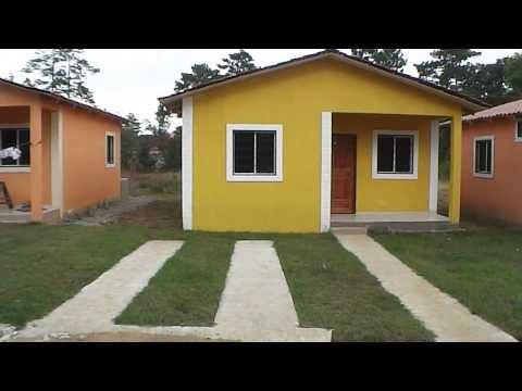 Venta de casas baratas en la esperanza intibuca colonia Casas modernas y baratas