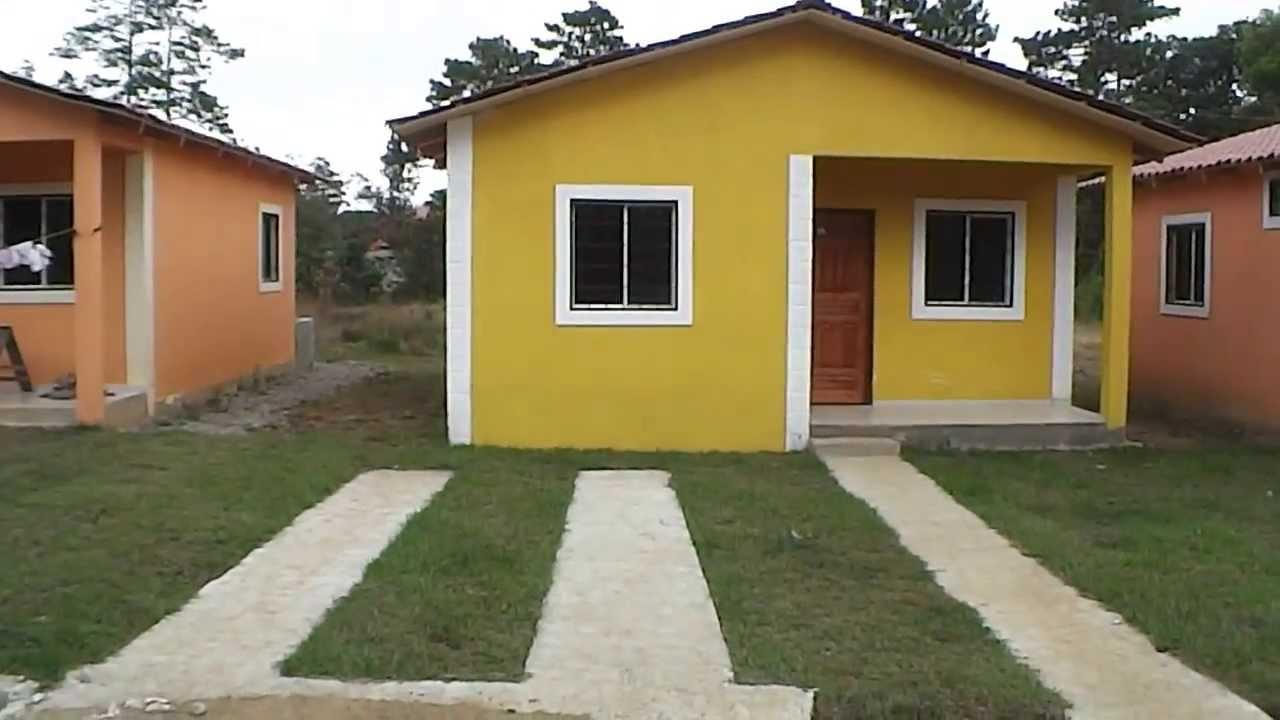 venta de casas baratas en la esperanza intibuca colonia