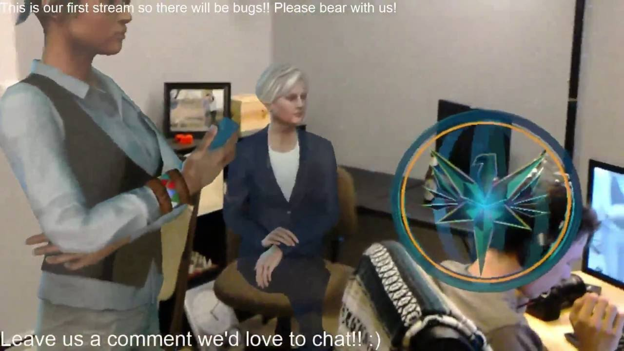 HoloLens Live Stream: Playing Fragments!