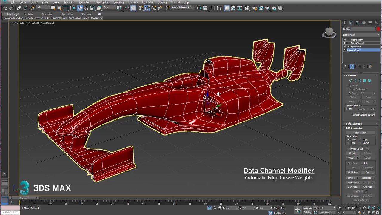 Autodesk 3ds Max 3D modeling and rendering software