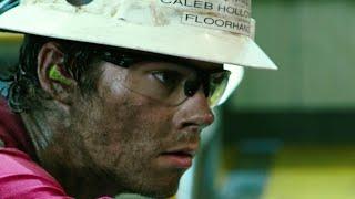CLIP: Dylan O'Brien Senses Trouble In Deepwater Horizon