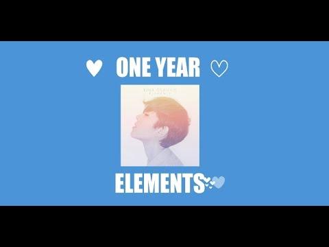 One Year of ELEMENTS. ( Kina Grannis' Album )