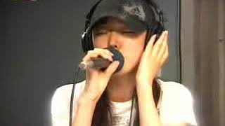 Lee Bo Ram Singing Song From Full House OST Live from Radio Studio