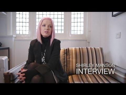 Shirley Manson on the making of new Garbage album 'Strange Little Birds'