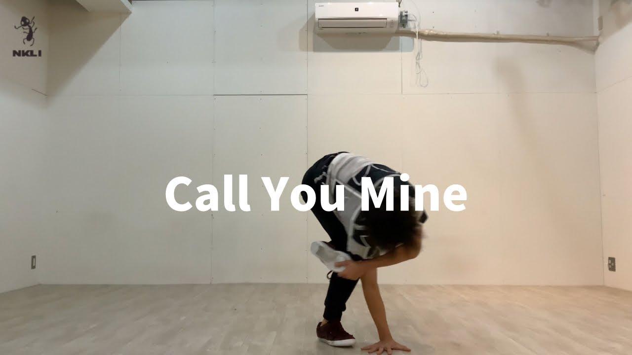 【1日1曲】【Freestyle Dance】Call You Mine : The Chainsmokers