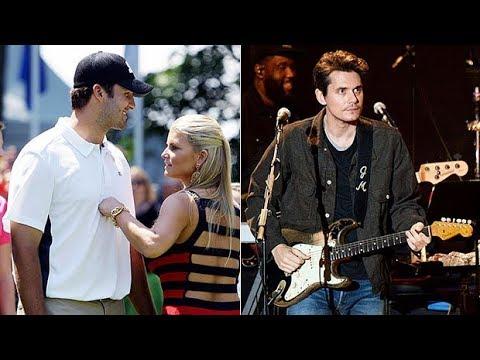 Jessica Simpson says John Mayer caused her split from Tony Romo