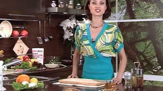 Эскалоп из индейки с фасолью. Фуэте на кухне. Феникс Кино. Кулинария и рецепты