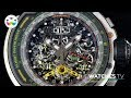 RM039 Tourbillon Aviation E6-B Flyback Chronograph by Richard Mille