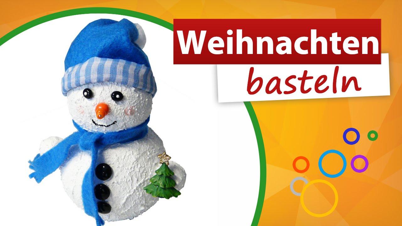 Weihnachten basteln vorlagen schneemann selber machen for Vorlagen basteln weihnachten