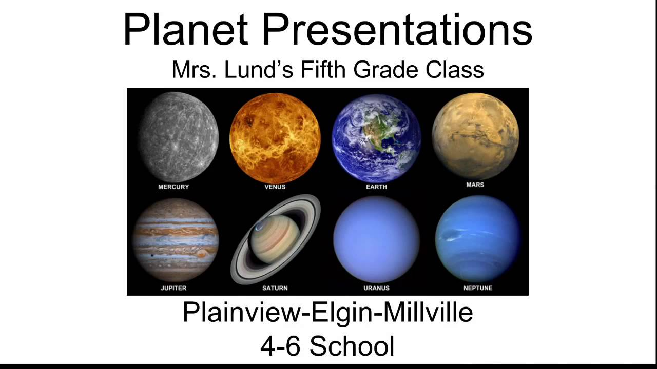 Fifth Grade Planet Project - Mrs Lund's Class - Saturn ...