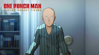 PS4/Xbox One「ONE PUNCH MAN A HERO NOBODY KNOWS」第5弾PV