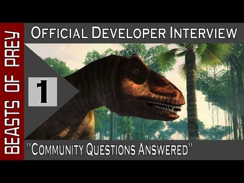 Beasts Of Prey || Official Developer Interview (1080p YT-PG) Interview 1